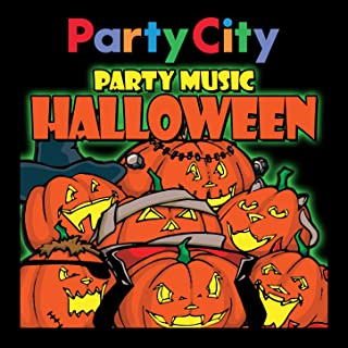 Party City Halloween Party Music