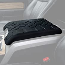 Boomerang Tire Tread Armpad Center Console Cover for Ford F150 (2009-2014) - Armrest Cover