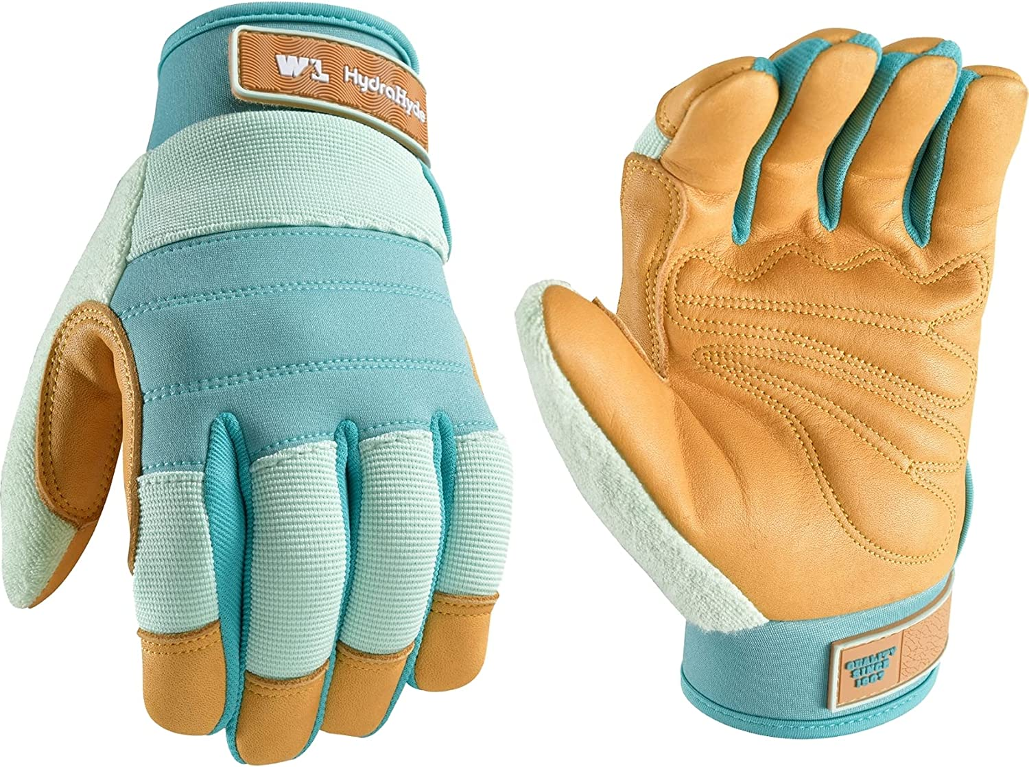 Women's HydraHyde Water-Resistant Leather Palm Hybrid Garde Work New item Max 46% OFF