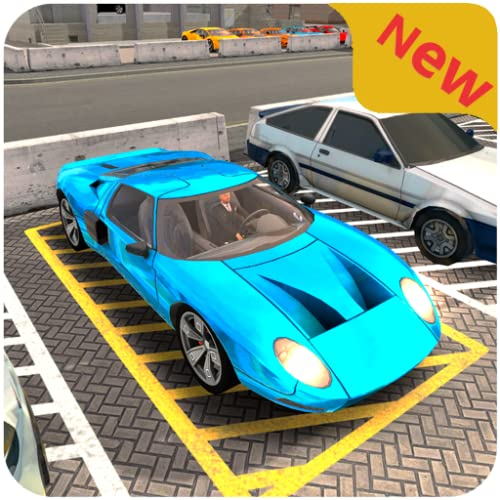 Extreme car drift parking and driving adventure sim 3D game: Car Drift furious max racing free fast speed drag xdrifting racing new car for kids