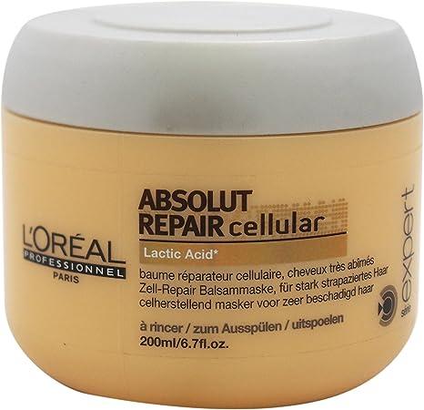 LOreal - Absolut repair cellular mask, 200 ml