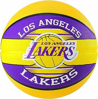 SPALDING NBA 球队洛杉矶湖人队篮球