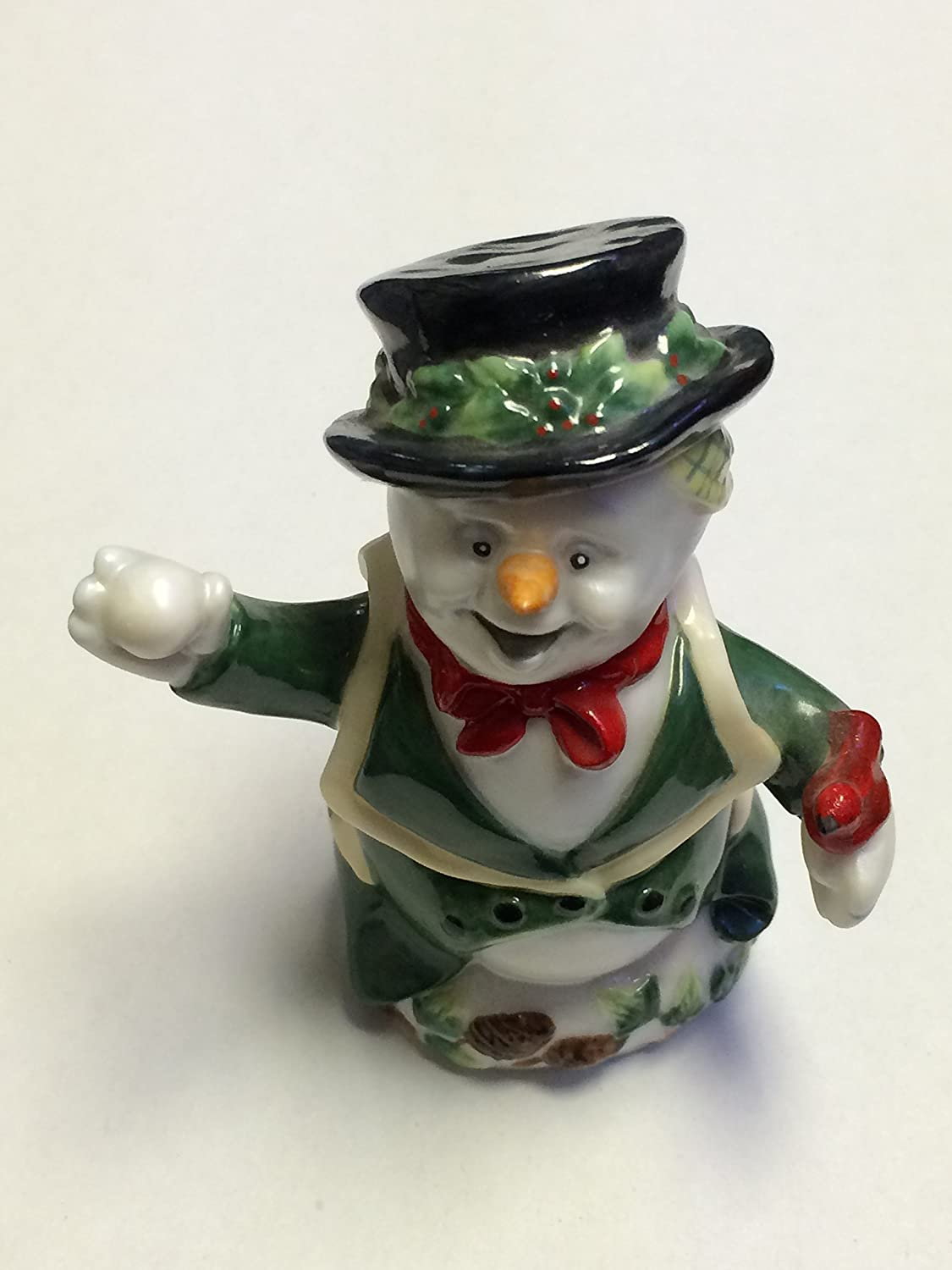 Department 56 Snowman At the price of surprise Snuffer #56.50064 Candle Year-end annual account