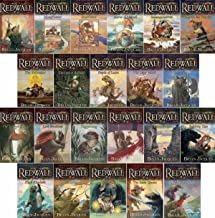 Brian Jacques Redwall Series Set (Book 1-20): Redwall; Mossflower; Mattimeo; Mariel of Redwall; Salamandastron; Martin the...