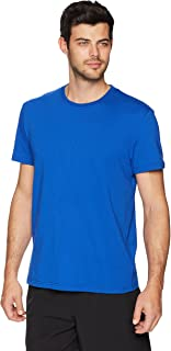 Starter Men's Short Sleeve Classic-Fit Performance Cotton T-Shirt, Amazon Exclusive