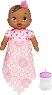 Baby Alive Luv n Snuggle Baby Doll African American with blanket