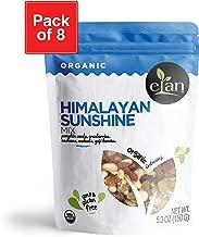 ELAN Organic Trail Mix, Himalayan Sunshine 8 Pack, 42.4 Oz