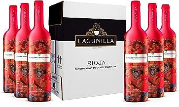 Caja de Marqués de la Concordia Selecc. Española D.O. Rioja Vino tinto - 6 botellas x 750 ml. - 4500 ml