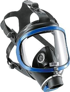 Dräger X-plore 6300 respirador de Cara Completa Hecho de EPDM con conexión estándar Rd40| Máscara útil para Pintura, Barni...