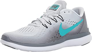 17343b543f67 Nike Womens Free Rn 2017 Low Top Lace Up Running Sneaker