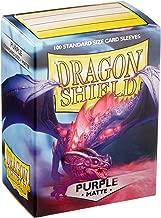 Best purple dragon shield sleeves Reviews