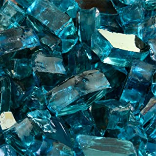 azuria blue glass