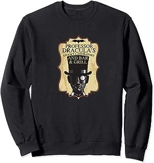 Unbreakable Kimmy Schmidt Professor Dracula Sweatshirt
