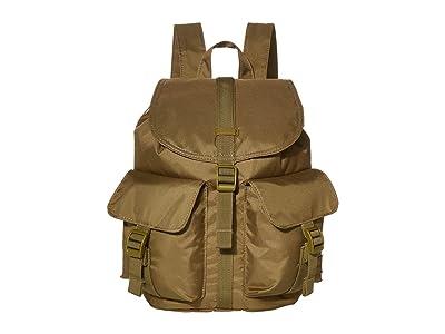 Herschel Supply Co. Dawson Small Light (Khaki Green) Backpack Bags