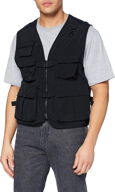 Urban Classics Men Vest Tactical
