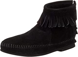 Women's Back-Zipper Bootie