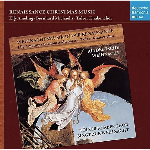 Weihnachtsmusik in der Renaissance