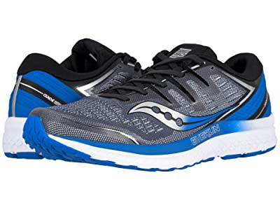 Saucony Guide ISO 2 (Slate/Blue) Men