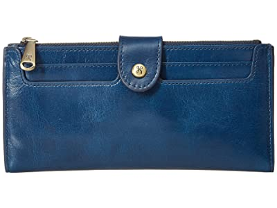 Hobo Dunn (Sapphire) Continental Wallet