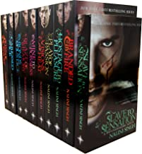 Nalini Singh The Psy Changeling Series 10 Books Collection Pack Set RRP 76.90