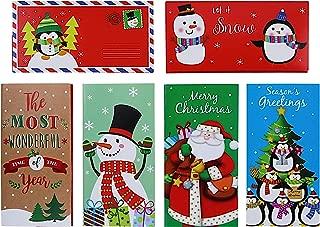 Christmas Gift Card/Money Holder Set With Envelopes 30-Count Set