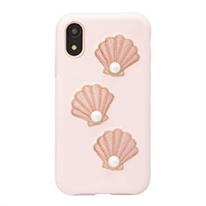 Sonix Shelly Pear Case for iPhone X/Xs [Drop Test Certified] Protective PU Leather Case for Apple iPhone X, iPhone Xs