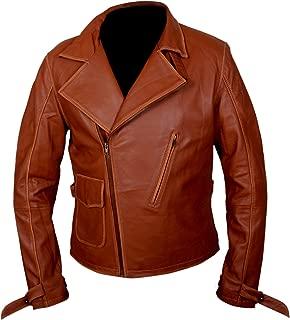 F&H Men's Captain America First Avenger Double Rider Jacket