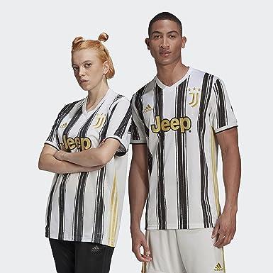 adidas Juventus FC Men's Home Soccer Jersey- 2020/21