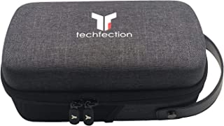 Techfection Portable Carrying Case Mini Travel Bag for DJI Mavic 2 PRO/Mavic 2 Zoom