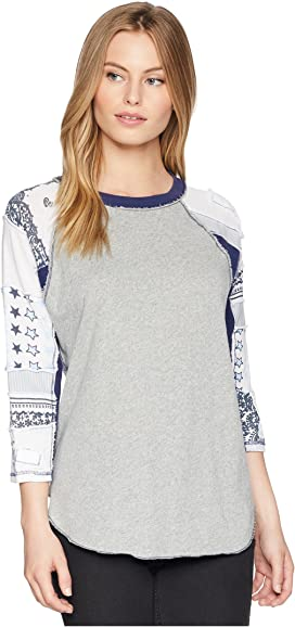 eacf0add Free People Movement Melrose Graphic Tee at Zappos.com