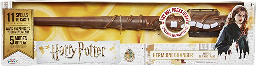HARRY POTTER Hermione Granger Wizard Training Wand