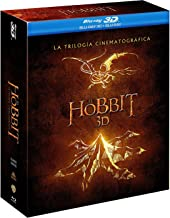 El Hobbit Trilogia Blu-Ray 3d [Blu-ray]