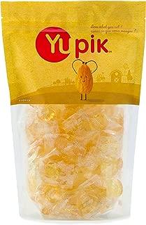 Yupik Wrapped Candies, Honey Barley Sugar, 2.2 lb