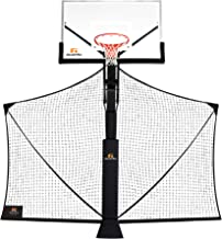 Goalrilla Basketball Yard Guard Easy Fold Defensive Net System Quickly Installs on Any Basketball Hoop