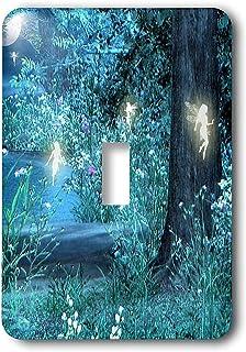 3dRose lsp_17943_1 Fairy Night Magic Toggle Switch