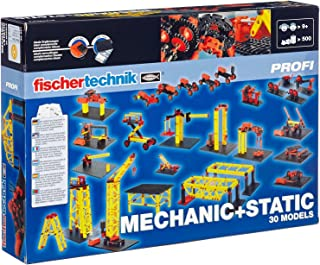 Fischertechnik Mechanic and Static Building Kit