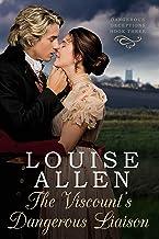 The Viscount's Dangerous Liaison: Regency romantic mystery (Dangerous Deceptions Book 3)