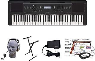 Yamaha PSR-EW310 EPS 76-Key Educational Keyboard Pack with P
