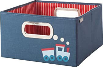 JJ Cole Storage Box, Train, Short