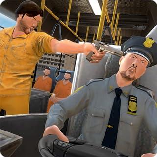 Prison Escape Police Bus Drive Hard Time Survival Simulator Mission: Prisoner Jail Breakout In Police Bus Thrilling Action...