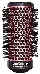 Olivia Garden MultiBrush Detachable Thermal Styling Hair Brush (not electrical)