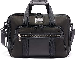 TUMI - Alpha Bravo Murray 3 Way Brief - 15 Inch Computer Bag for Men and Women - Black