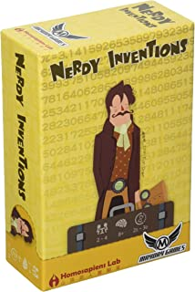 Nerdy Inventions Board Game (4 Player)