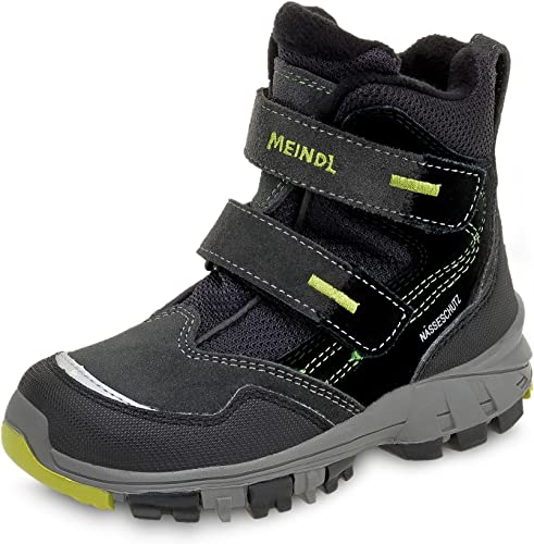 MEINDL Jungen bottes Polar Fox Junior lemon anthrazit, 680246-9