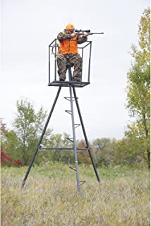 Guide Gear 13' Deluxe Tripod Deer Stand - coolthings.us