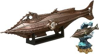 figure complex ムービー・リボ ノーチラス号 デスクトップ&ミニヴィネットフィギュアセット 本体約260mm ABS&PVC製 塗装済み可動フィギュア リボルテック