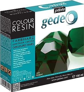 Pebeo Gedeo, Color Resin, 150 ml - Jade