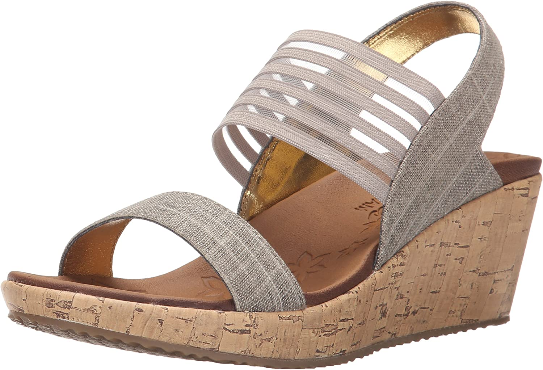 Skechers Womens Beverlee - Smitten Kitten Fashion Sandals
