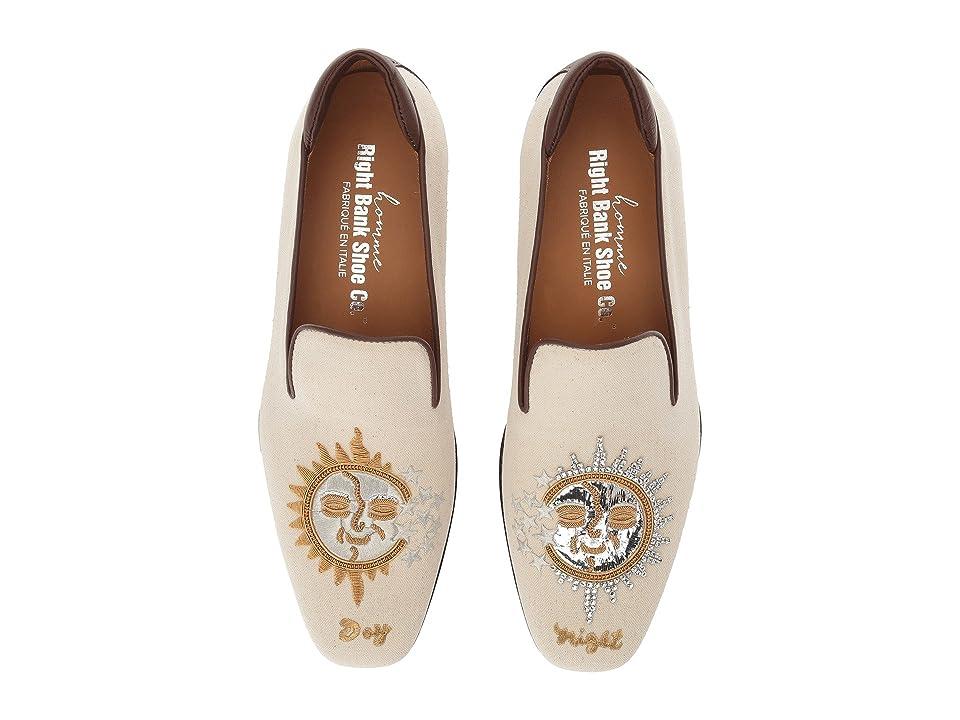 Right Bank Shoe Cotm Varge Loafer (Gold) Men