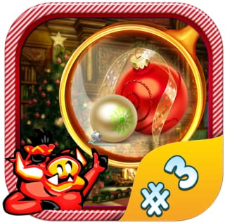 PlayHOG # 3 Hidden Objects Games Free New - Christmas at the Mansion